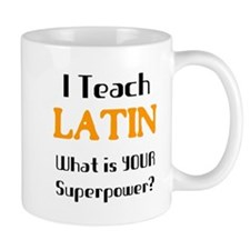 teach latin Mug