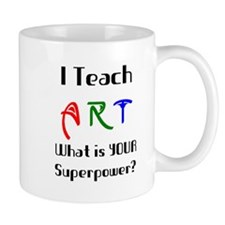 teach art Mug