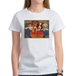 Four Friends (Front only) Women's T-Shirt