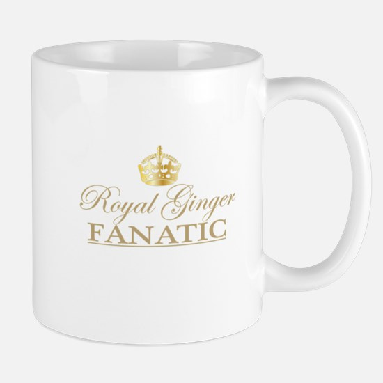 Royal Ginger Fanatic Mug
