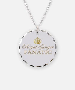 Royal Ginger Fanatic Necklace