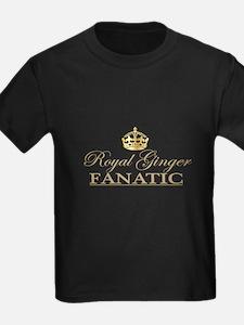 Royal Ginger Fanatic T