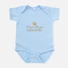 Royal Ginger Fanatic Infant Bodysuit