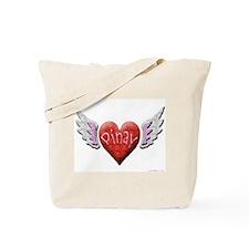 Pinay Angel Tote Bag