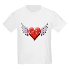 Pinay Angel Kids T-Shirt