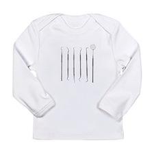 Dental instruments - Long Sleeve Infant T-Shirt