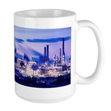 Petrochemical plant - Mug