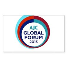 Global Forum 2013 Decal
