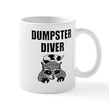 Dumpster Diver Mug