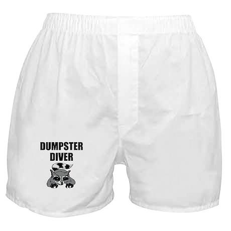 Dumpster Diver Boxer Shorts