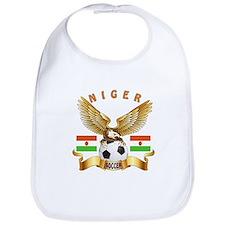 Niger Football Design Bib