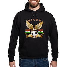 Niger Football Design Hoodie
