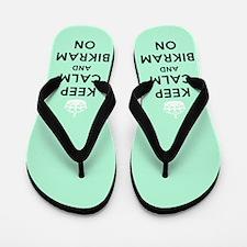 Bikram Yoga Flip Flops