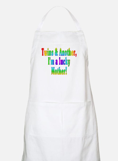 Twins & Another BBQ Apron