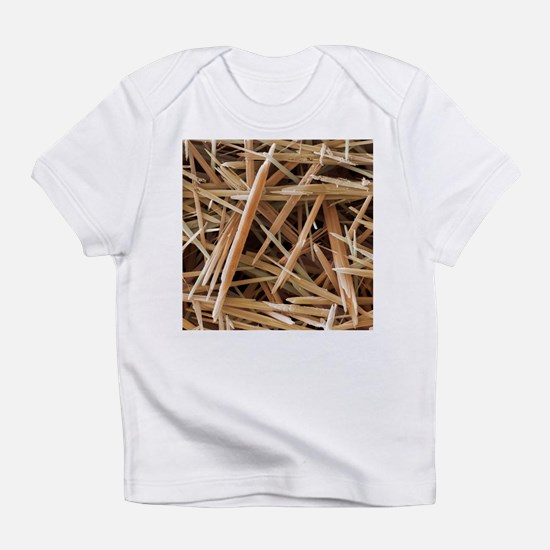 Limescale crystals, SEM - Infant T-Shirt