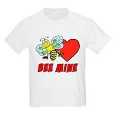Bee Mine Valentine T-Shirt