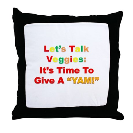 """Let's Talk Veggies: It's Time To Give A """"YAM!"""" Thr"""