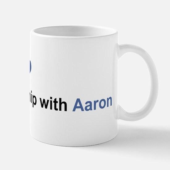 Aaron Relationship Mug