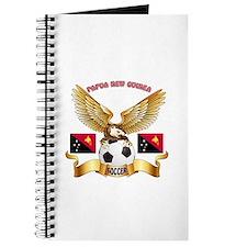 Papua New Guinea Football Design Journal