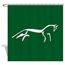 Epona Shower Curtain