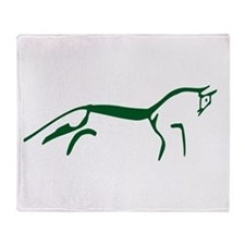 Epona Throw Blanket