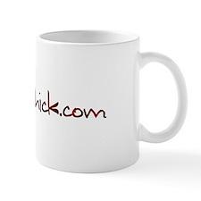 EvilCoffeechick.com Logo Mug