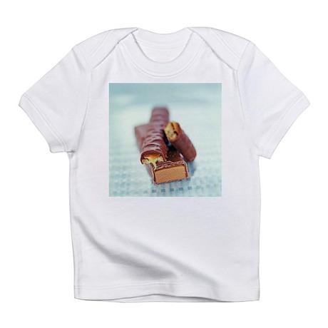 Chocolate bars - Infant T-Shirt