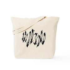 Zombie Hoard Tote Bag
