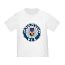 VVA Purple Heart T