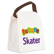 Future Skater Canvas Lunch Bag