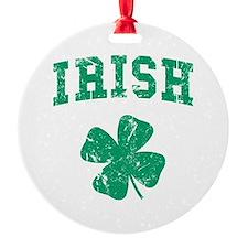 Vintage Irish Ornament