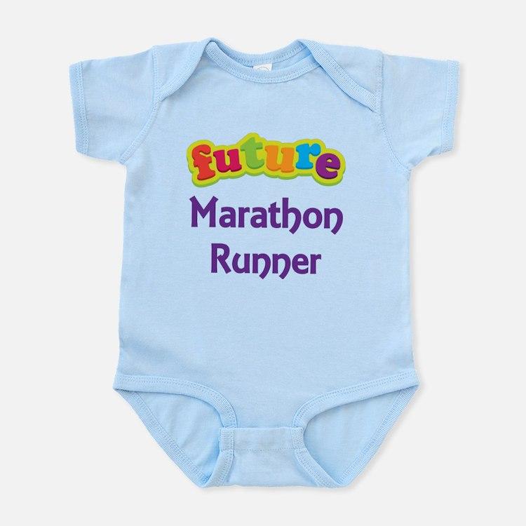 Future Marathon Runner Infant Bodysuit