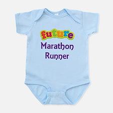 Future Marathon Runner Onesie