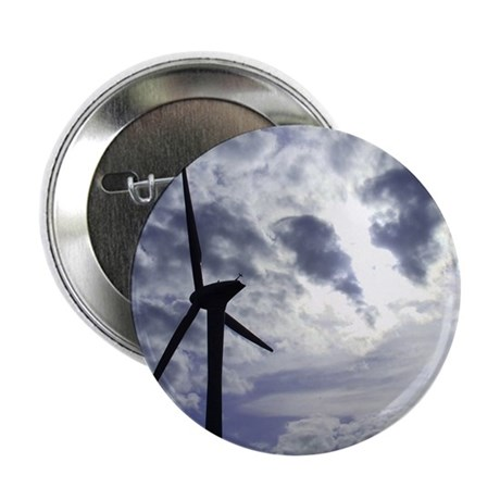 """Wind is power 2.25"""" Button (100 pack)"""
