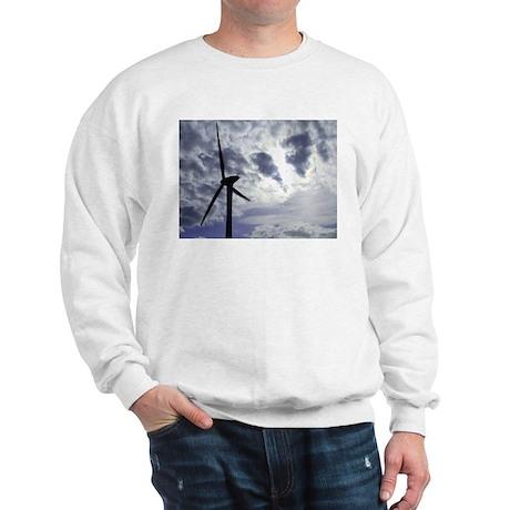 Wind is power Sweatshirt