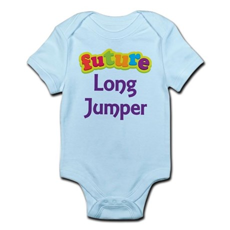 Future Long Jumper Infant Bodysuit