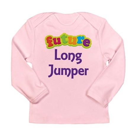 Future Long Jumper Long Sleeve Infant T-Shirt