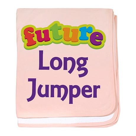 Future Long Jumper baby blanket