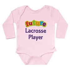 Future Lacrosse Long Sleeve Infant Bodysuit