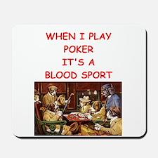 poker Mousepad