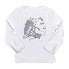 Crazy Horse Long Sleeve Infant T-Shirt