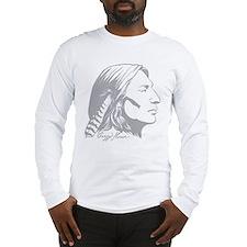 Crazy Horse Long Sleeve T-Shirt