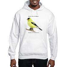 Iowa State Bird Hoodie