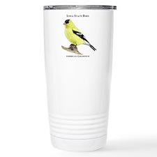 Iowa State Bird Travel Mug