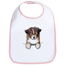 Pocket Sheltie Bib