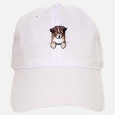 Pocket Sheltie Baseball Baseball Cap