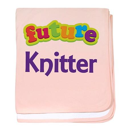 Future Knitter baby blanket