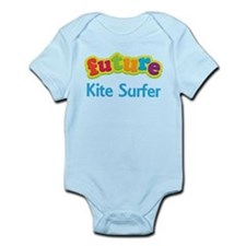 Future Kite Surfer Infant Bodysuit