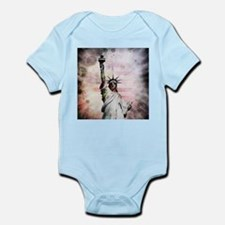Statue of Liberty Infant Bodysuit