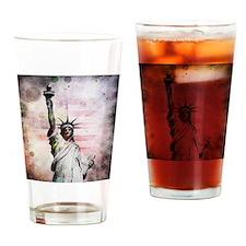 Statue of Liberty Drinking Glass